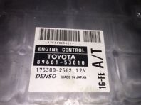 99-05 LEXUS IS200 ENGINE ECU CONTROL COMPUTER 89661-53010 WITH AUTOMATIC TRANS